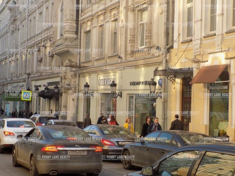 """аренда - """"ул. Петровка, 19С1"""" - на retail.realtor.ru"""