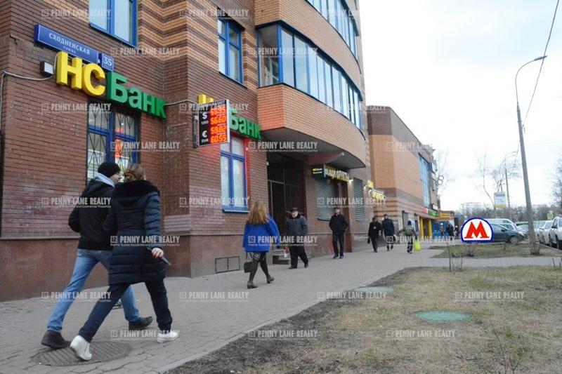 """продажа - """"ул. Сходненская, 35 к 1"""" - на retail.realtor.ru"""