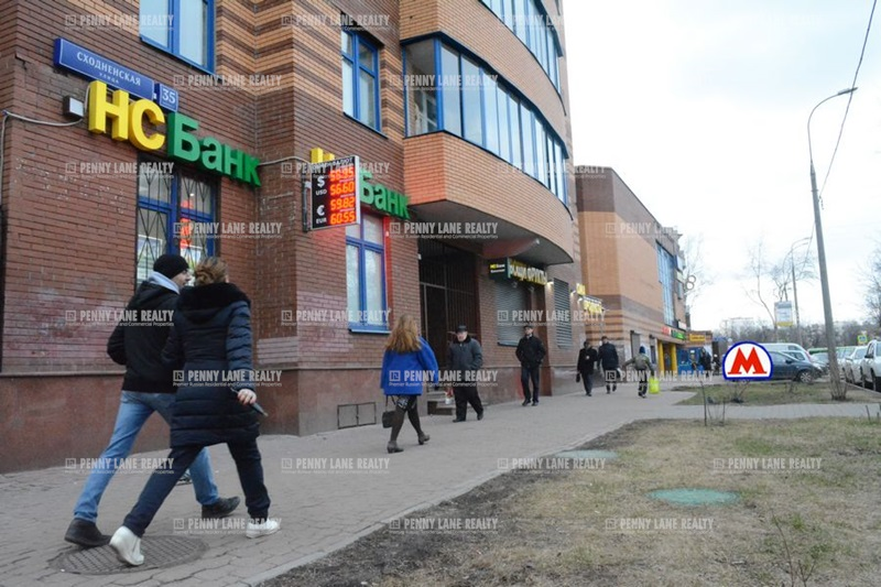 "аренда - ""ул. Сходненская, 35 к 1"" - на retail.realtor.ru"