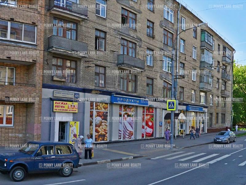 """продажа - """"ул. Новогиреевская, 48"""" - на retail.realtor.ru"""