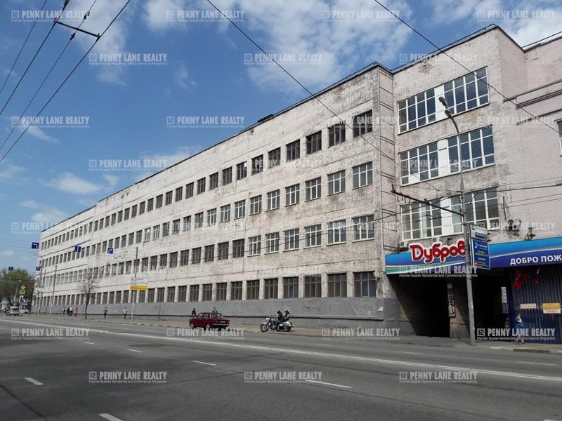 """продажа - """"ул. Шарикоподшипниковская, 11с6"""" - на retail.realtor.ru"""