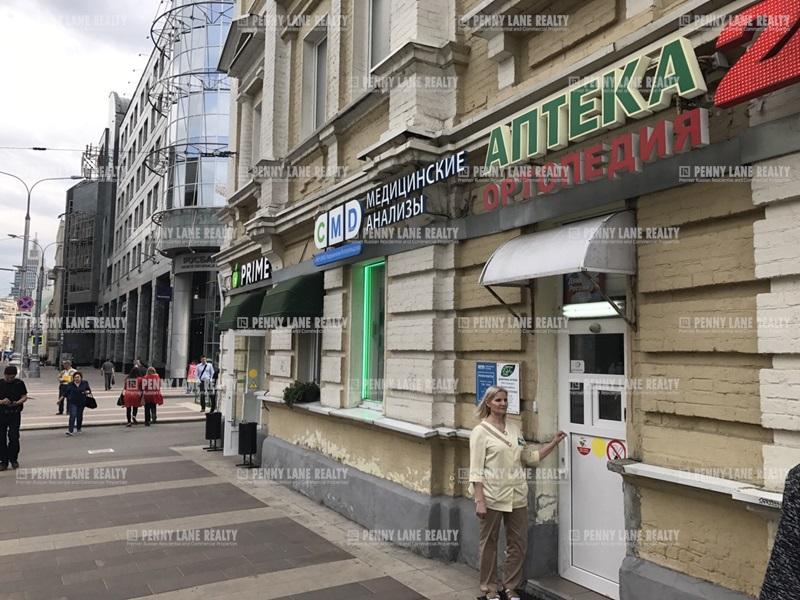 """продажа - """"ул. Новослободская, 31с1"""