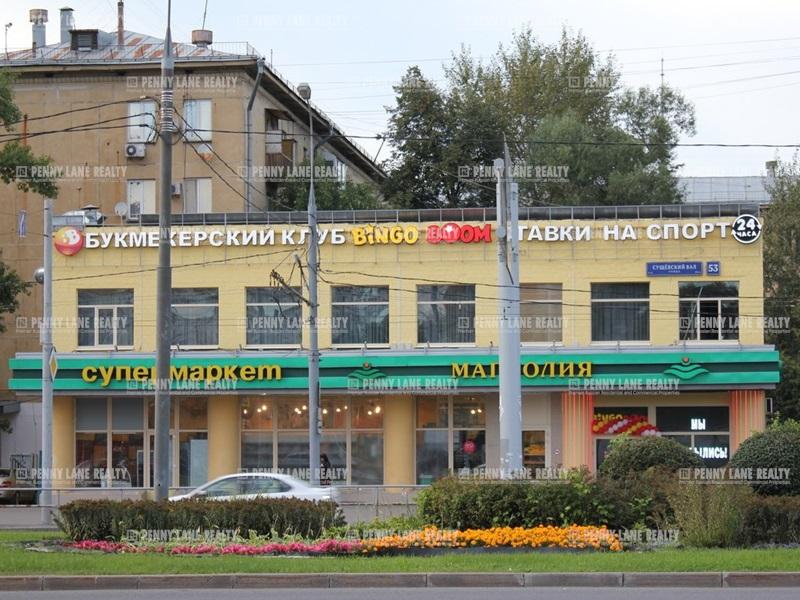 """продажа - """"ул. Сущёвский Вал, 53"""" - на retail.realtor.ru"""