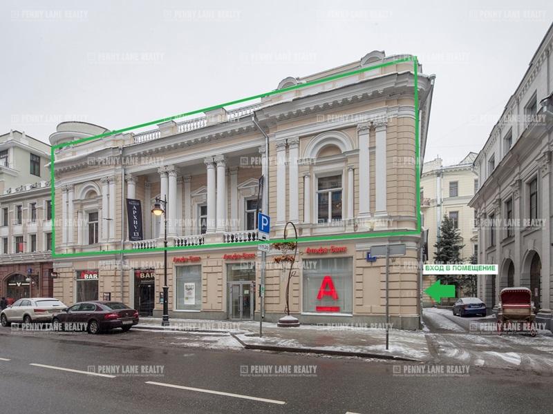 "аренда - ""ул. Мясницкая, 13с1"" - на retail.realtor.ru"
