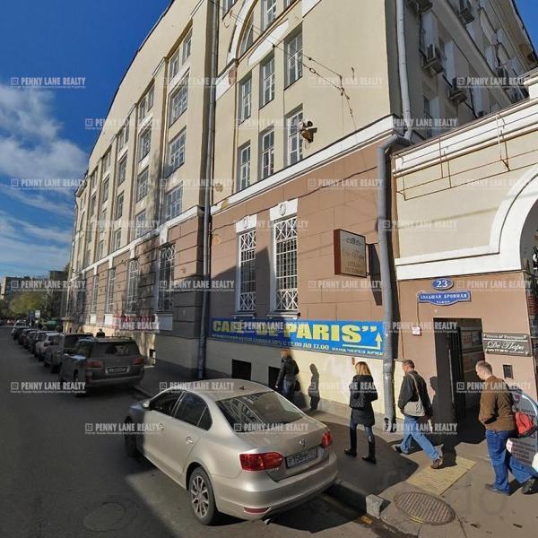 "продажа - ""ул. Бронная Б., 23с1"" - на retail.realtor.ru"