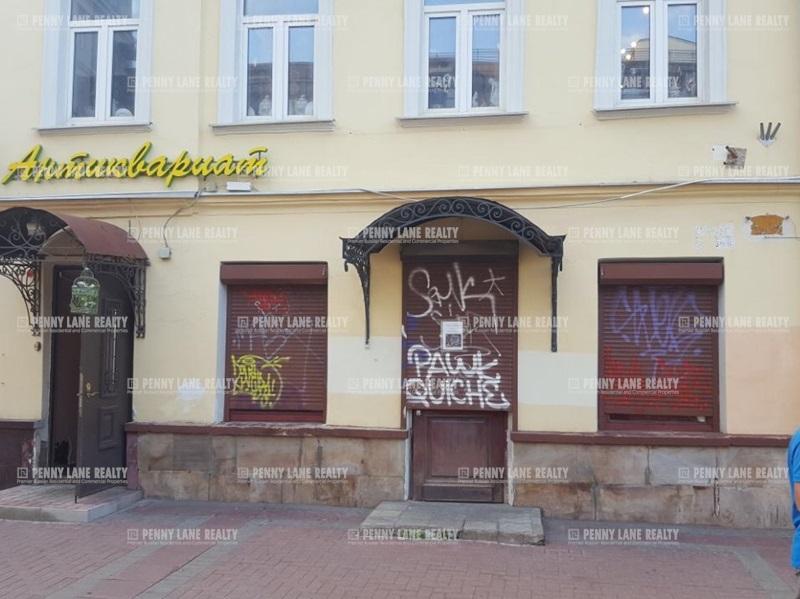 "аренда - ""ул. Арбат, 36/2с1"" - на retail.realtor.ru"