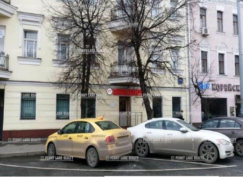 """продажа - """"ул. Б. Серпуховская, 14/13"""" - на retail.realtor.ru"""