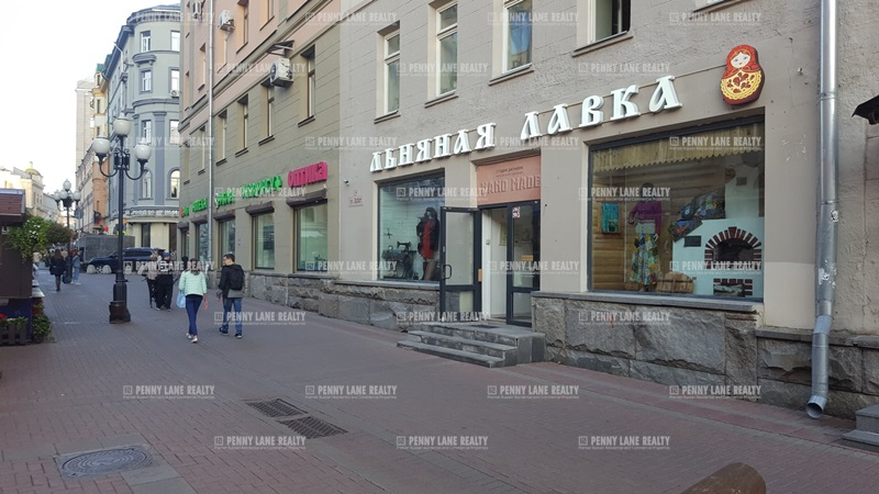 "аренда - ""ул. Арбат, 17"" - на retail.realtor.ru"