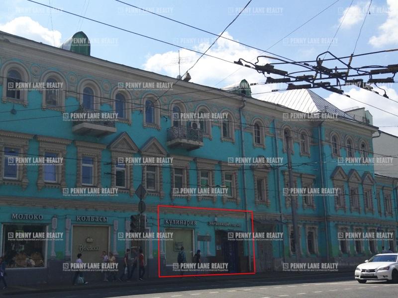 """продажа - """"ул. Спартаковская, 16"""" - на retail.realtor.ru"""