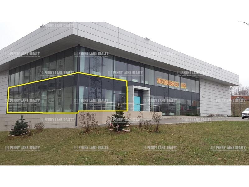 "аренда - ""ул. Борисовские Пруды, 8к1"" - на retail.realtor.ru"