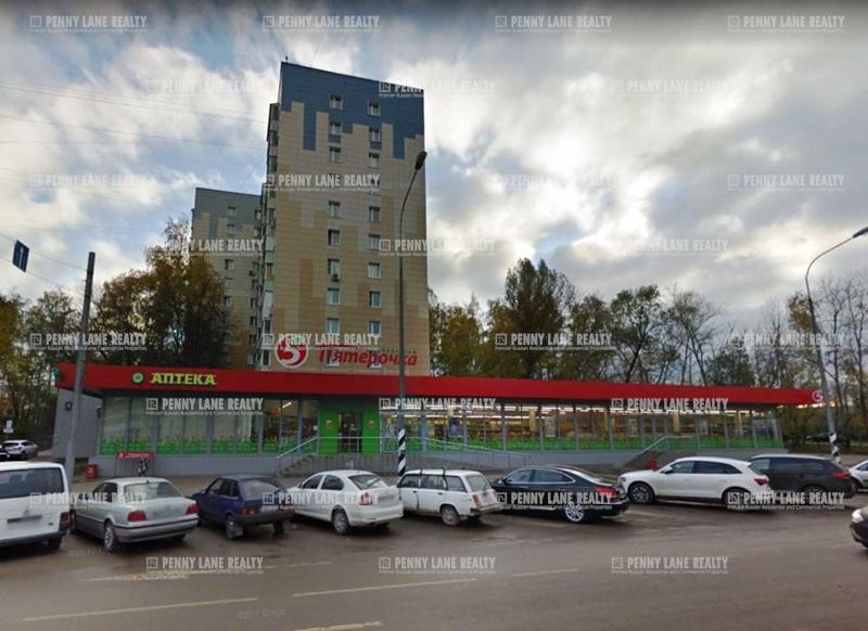 """аренда - """"ул. Перовская, 4к1"""" - на retail.realtor.ru"""