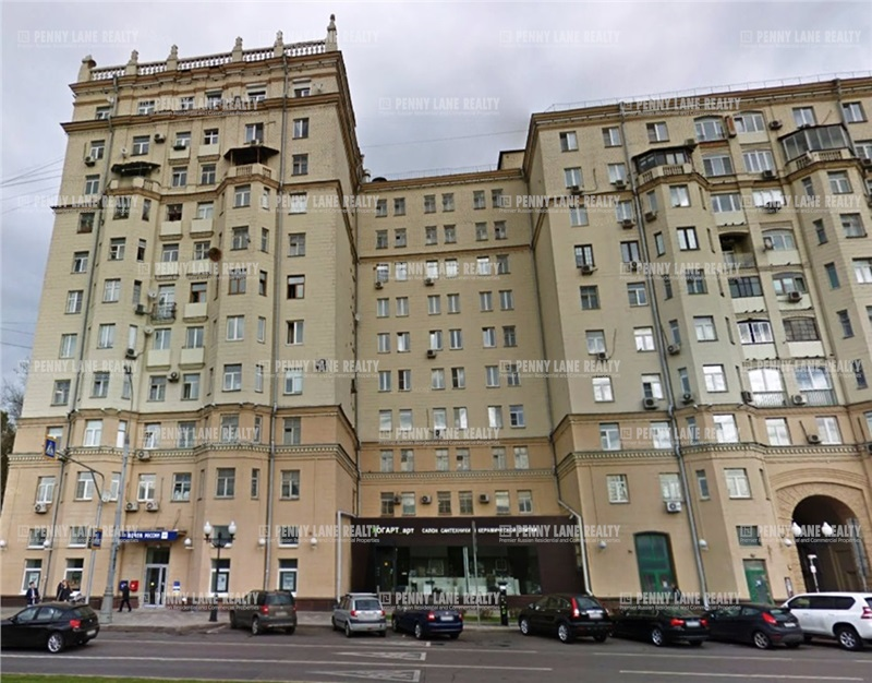 """продажа - """"ул. Хамовнический Вал, 2"""" - на retail.realtor.ru"""