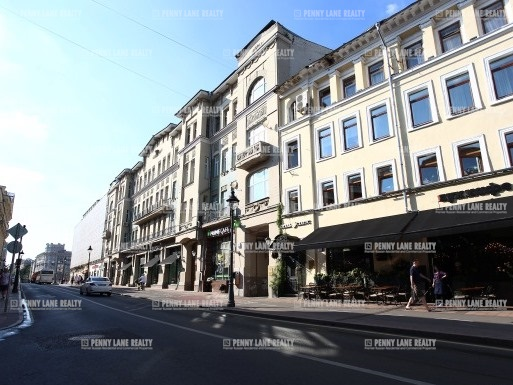 """продажа - """"ул. Большая Никитская, 24/1с1"""" - на retail.realtor.ru"""