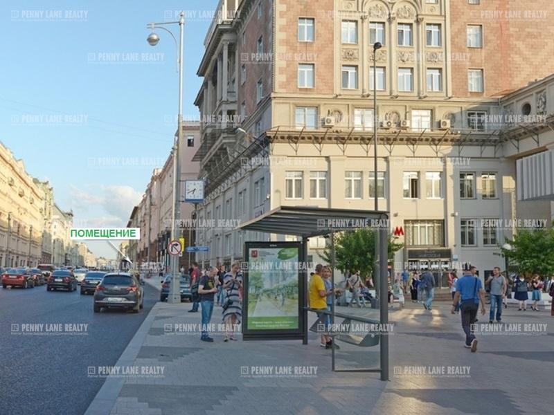 "аренда - ""ул. Тверская, 25/12"" - на retail.realtor.ru"