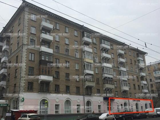 "аренда - ""ул. Новопесчаная, 21к1"" - на retail.realtor.ru"