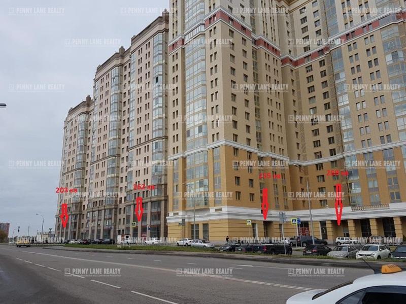 """аренда - """"ул. Мосфильмовская, 88к1"""" - на retail.realtor.ru"""
