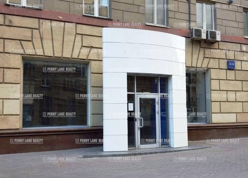 "аренда - ""ул. Садовая-Черногрязская, 16-18"" - на retail.realtor.ru"
