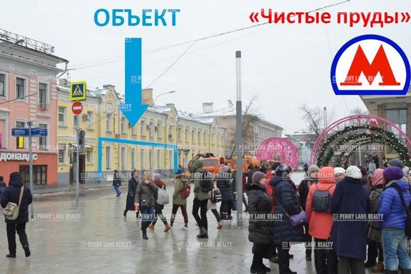 "аренда - ""ул. Мясницкая, 30/1/2с2"" - на retail.realtor.ru"