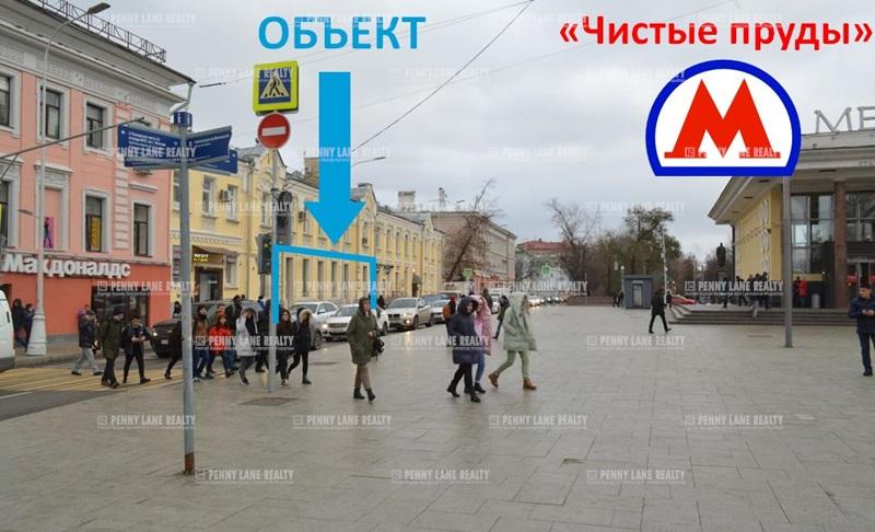 "продажа - ""ул. Мясницкая, 30 стр 1"" - на retail.realtor.ru"