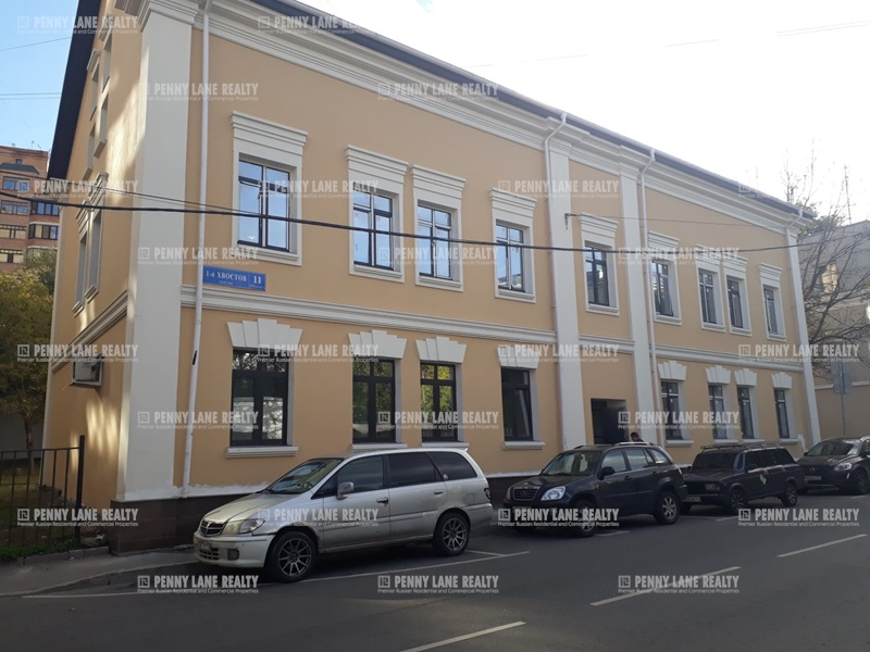 """аренда - """"ул. 1-й Хвостов, 11с1"""" - на retail.realtor.ru"""