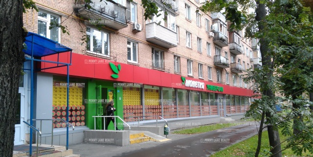 """аренда - """"ул. 2-я Владимирская, 10"""" - на retail.realtor.ru"""