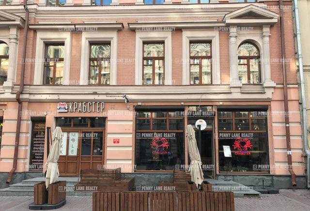 "аренда - ""ул. Арбат, 6/2"" - на retail.realtor.ru"
