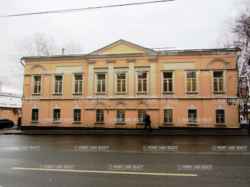 """аренда - """"ул. Старая Басманная, 18с3"""" - на retail.realtor.ru"""