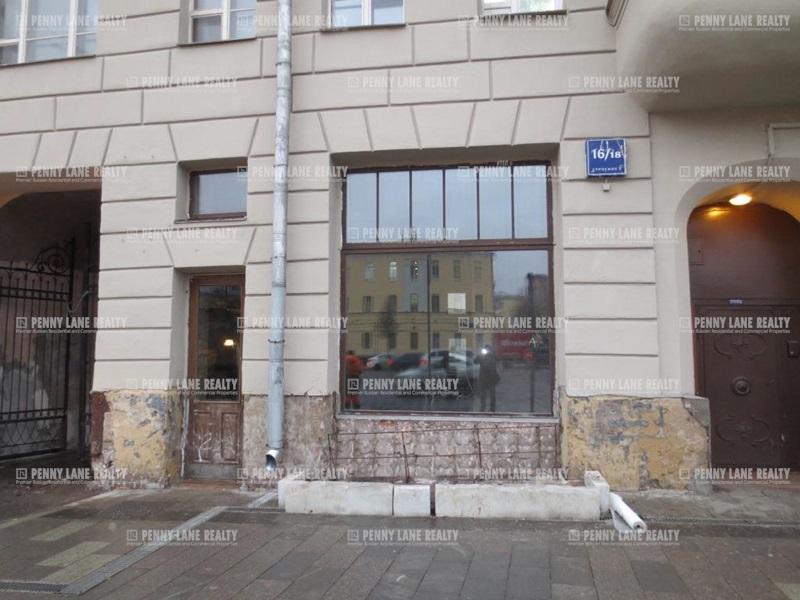"""продажа - """"пл. Сухаревская Б., 16/18"""" - на retail.realtor.ru"""