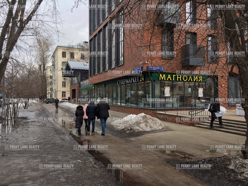 """продажа - """"проезд Павелецкий 3-й, 8"""