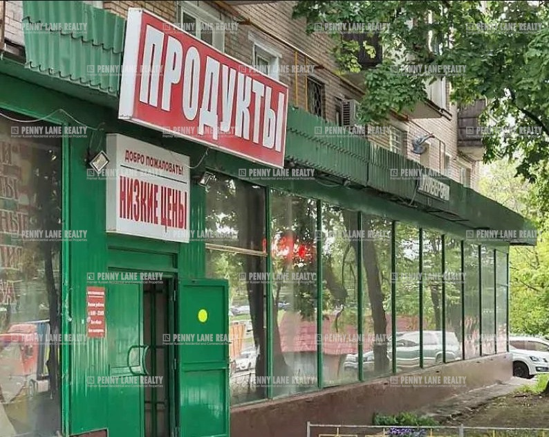 "аренда - ""ул. Бакинская, 13"" - на retail.realtor.ru"