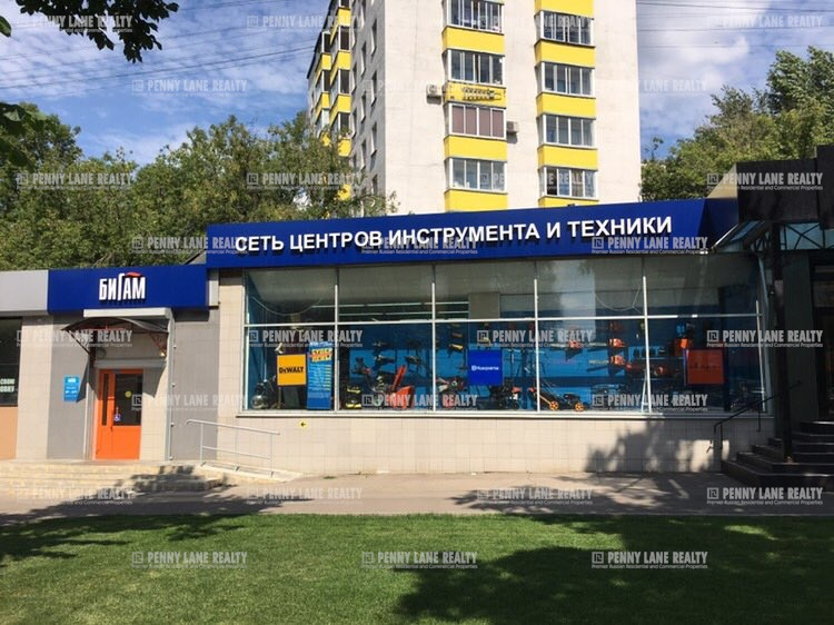 "аренда - ""пр-кт Волгоградский, 11"" - на retail.realtor.ru"