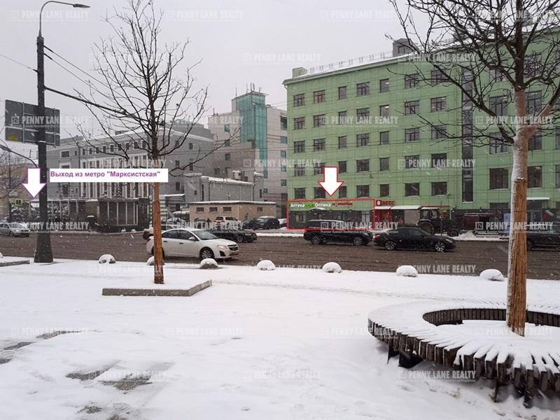 """аренда - """"ул. Воронцовская, 1/3с2А"""" - на retail.realtor.ru"""