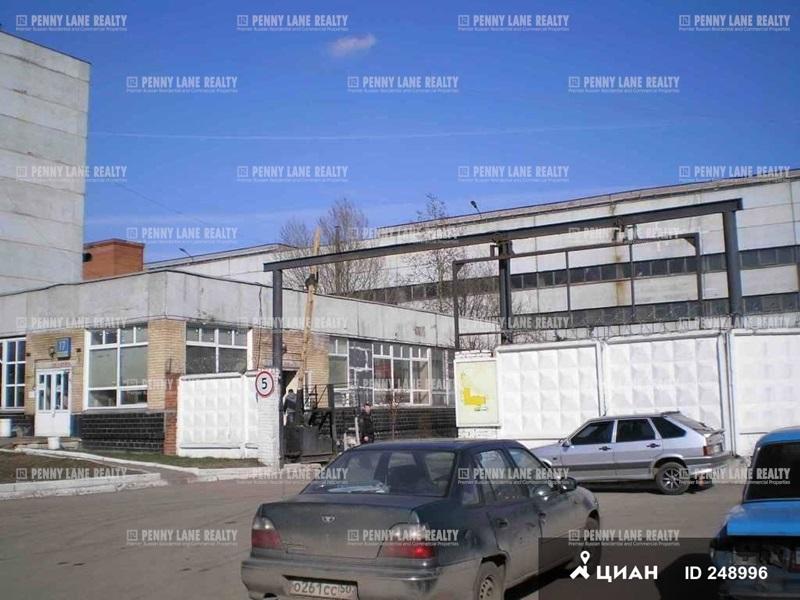 "продажа - ""ул. Радиальная 6-я, 17"" - на retail.realtor.ru"
