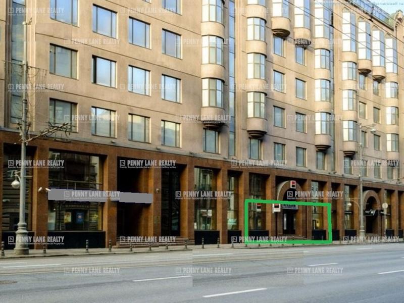 """аренда - """"ул. 1-я Тверская-Ямская, 23с1"""