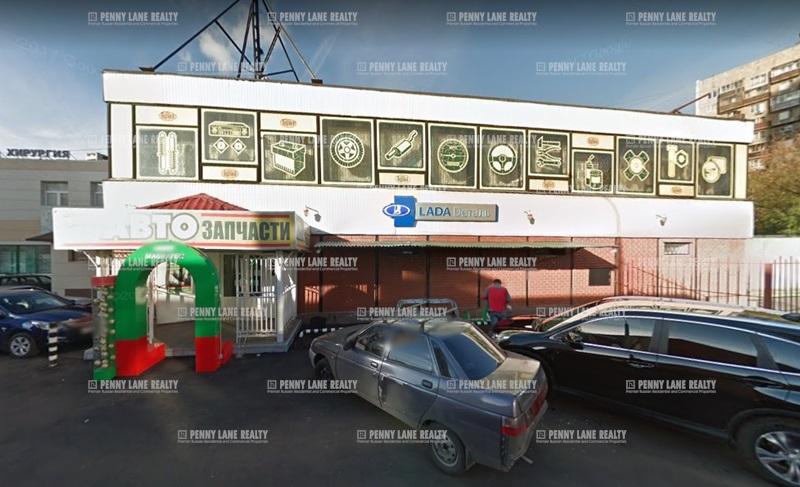 "продажа - ""ул. Веерная, 24бс1"" - на retail.realtor.ru"
