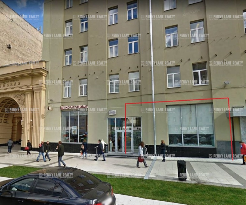 "аренда - ""ул. Арбат, 54/2с1"" - на retail.realtor.ru"