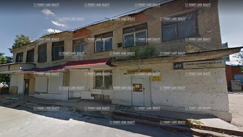 """аренда - """"ул. Синельниковская, 49"""" - на retail.realtor.ru"""