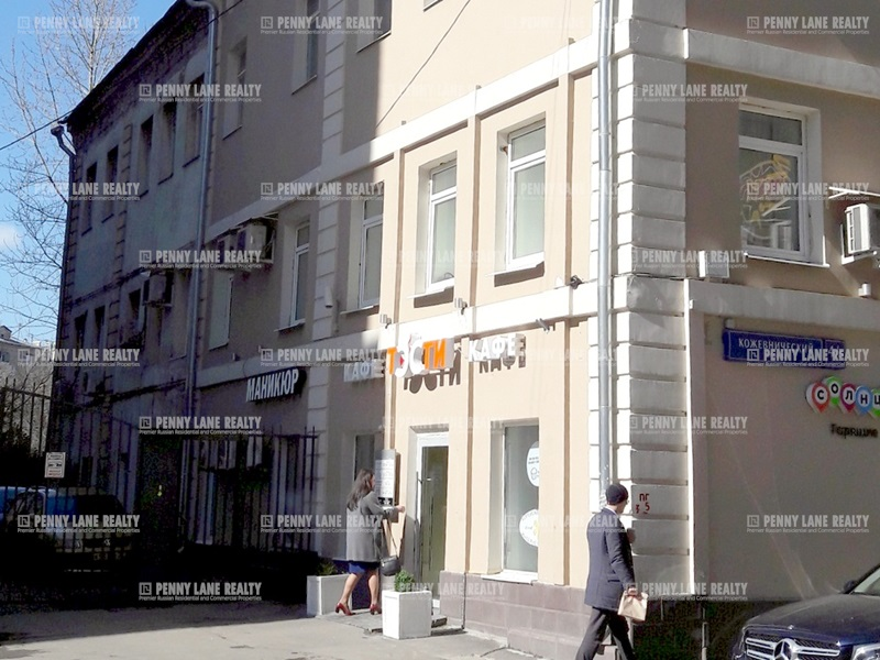 """продажа - """"проезд Кожевнический, 4/5с5"""" - на retail.realtor.ru"""