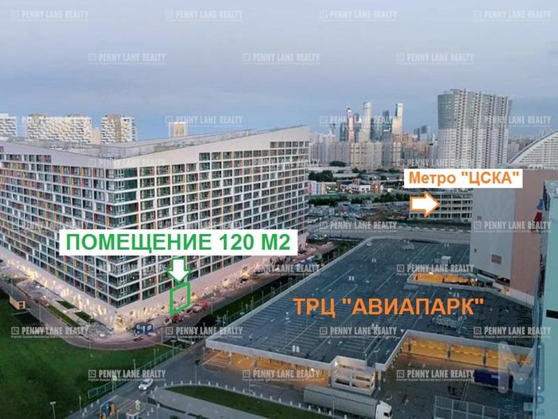 "аренда - ""б-р Ходынский, 2"" - на retail.realtor.ru"