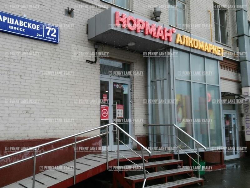 """продажа - """"ш. Варшавское, 72к2"""" - на retail.realtor.ru"""