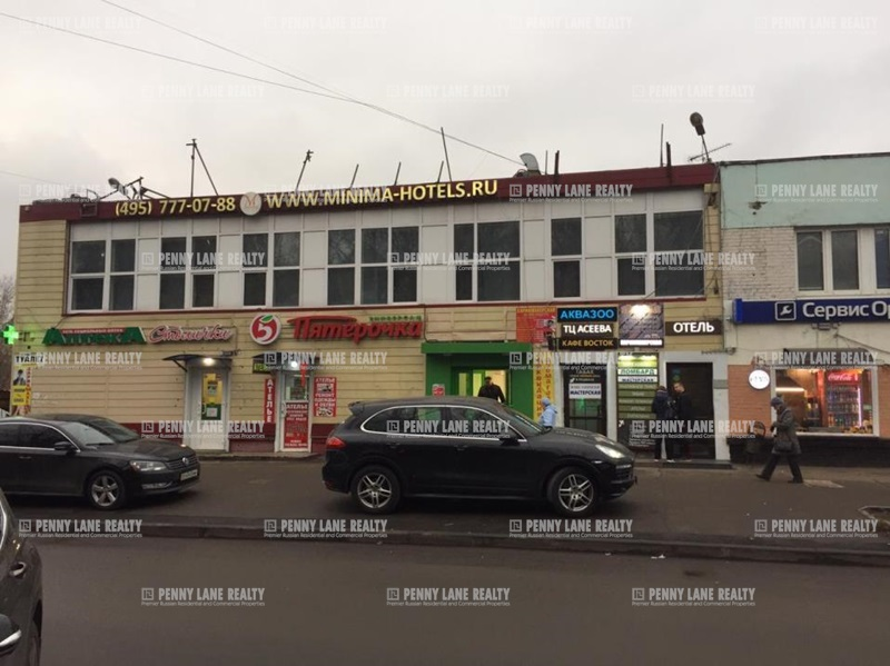 "продажа - ""ул. Асеева, 3/11"" - на retail.realtor.ru"