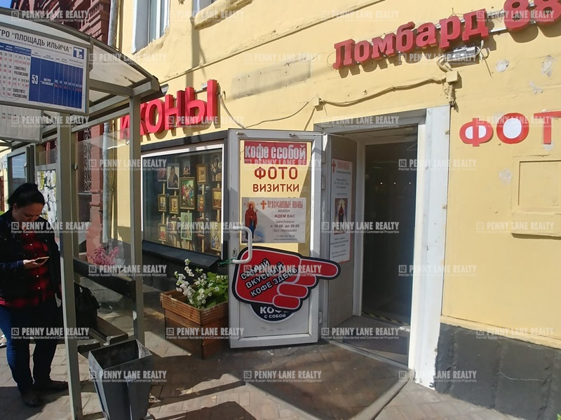 "аренда - ""ул. Сергия Радонежского, 27с1"" - на retail.realtor.ru"