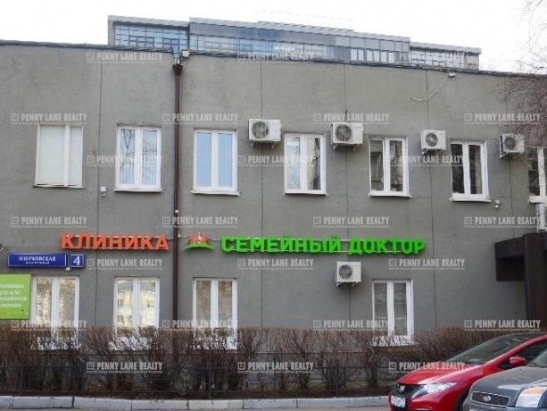 "продажа - ""наб. Озерковская, 4"" - на retail.realtor.ru"