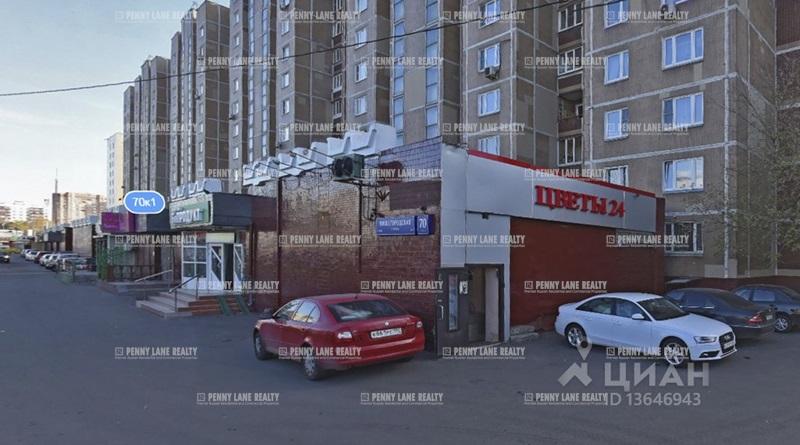 """продажа - """"ул. Нижегородская, 70к1"""