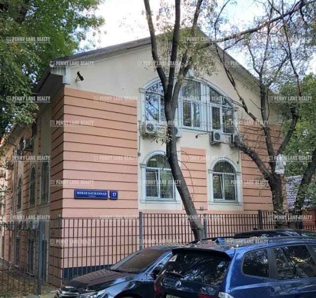 """продажа - """"ул. Басманная Нов., 17 с3"""