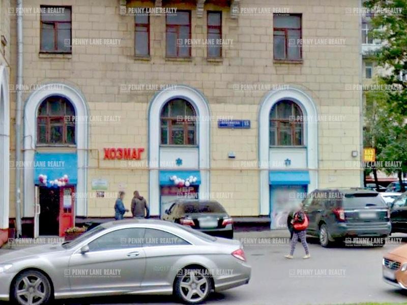"""аренда - """"ул. Куусинена, 15к3"""" - на retail.realtor.ru"""