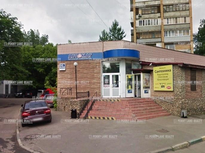 """аренда - """"ул. Сталеваров, 22 к2"""" - на retail.realtor.ru"""