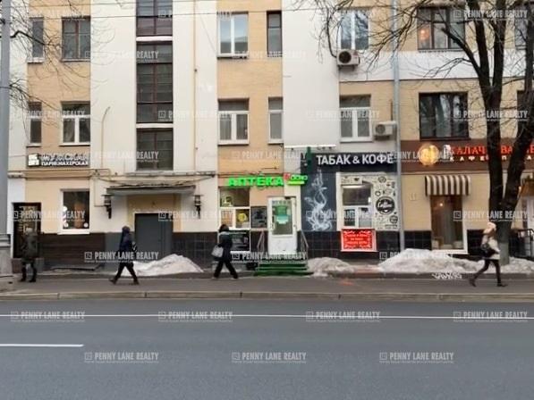 """продажа - """"ул. Большая Серпуховская, 31к10"""" - на retail.realtor.ru"""