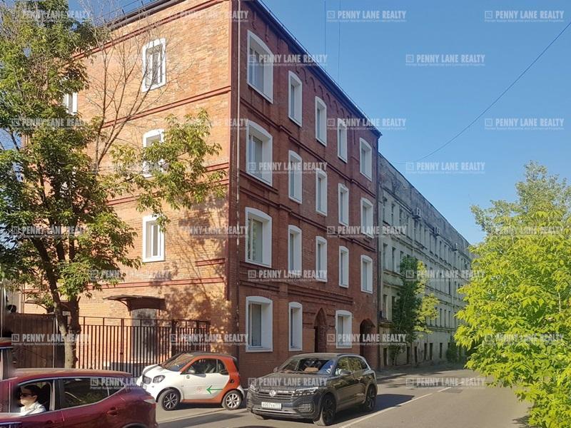 """аренда - """"ул. Переяславская Ср., 25с1"""
