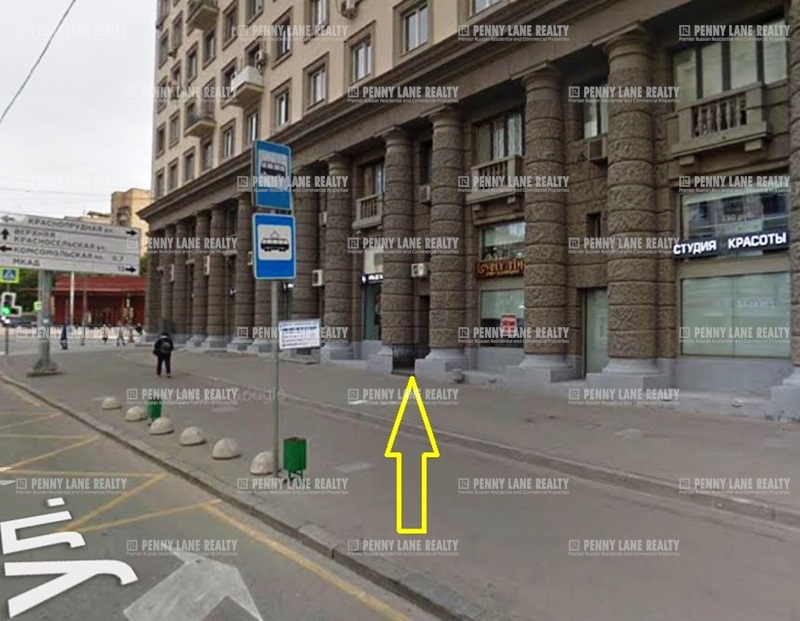 "продажа - ""ул. Краснопрудная, 26"" - на retail.realtor.ru"